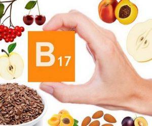 Alimentos que contêm vitamina b17