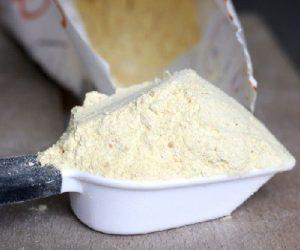 Benefícios da farinha de grão de bico
