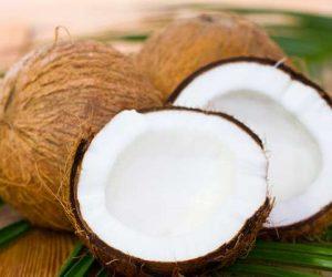Benefícios do coco fresco