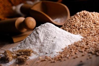 O que é bom, o farelo de trigo?