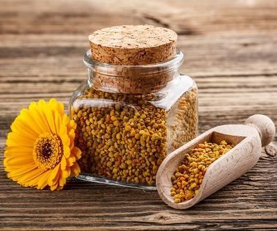O que é o pólen de abelha granulado?