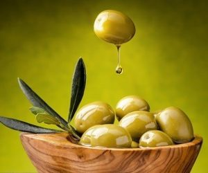 Propriedades do óleo de oliva extravirgem